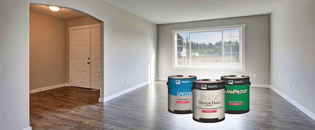 Come in Today to Find Your Perfect Paint Color!