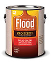 Pro Series Solid Color Stain