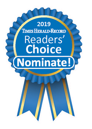 VOTE NOW FOR THE READER'S CHOICE CONTEST